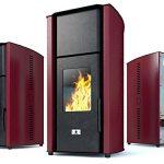 las mejores estufas calefactoras pellets