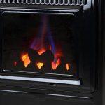 las mejores estufas gas efecto fuego