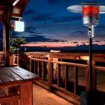 las mejores estufas gas terrazas