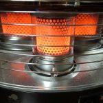 la mejor estufa parafina alcampo