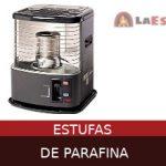 la mejor estufa parafina electronica