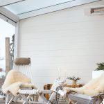 las mejores estufas lena para terrazas