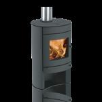 las mejores estufas lena y carbon con horno
