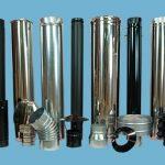 los mejores tubos y accesorios para estufas lena